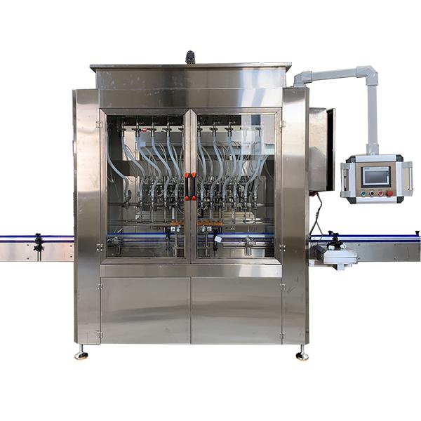 Automaatne raskusjõu tüüpi vedeliku täitmise masin